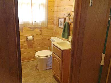 Cabin3 Bathroom