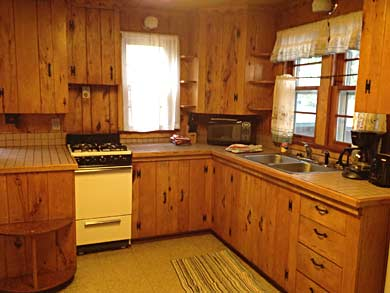 Cabin5 Kitchen
