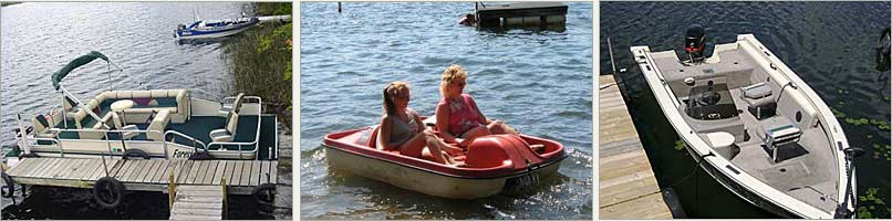 Boat and Pontoon Rentals